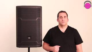 JBL PRX715 2-Way 1500-Watt Powered Active Speaker Overview | agiprodj
