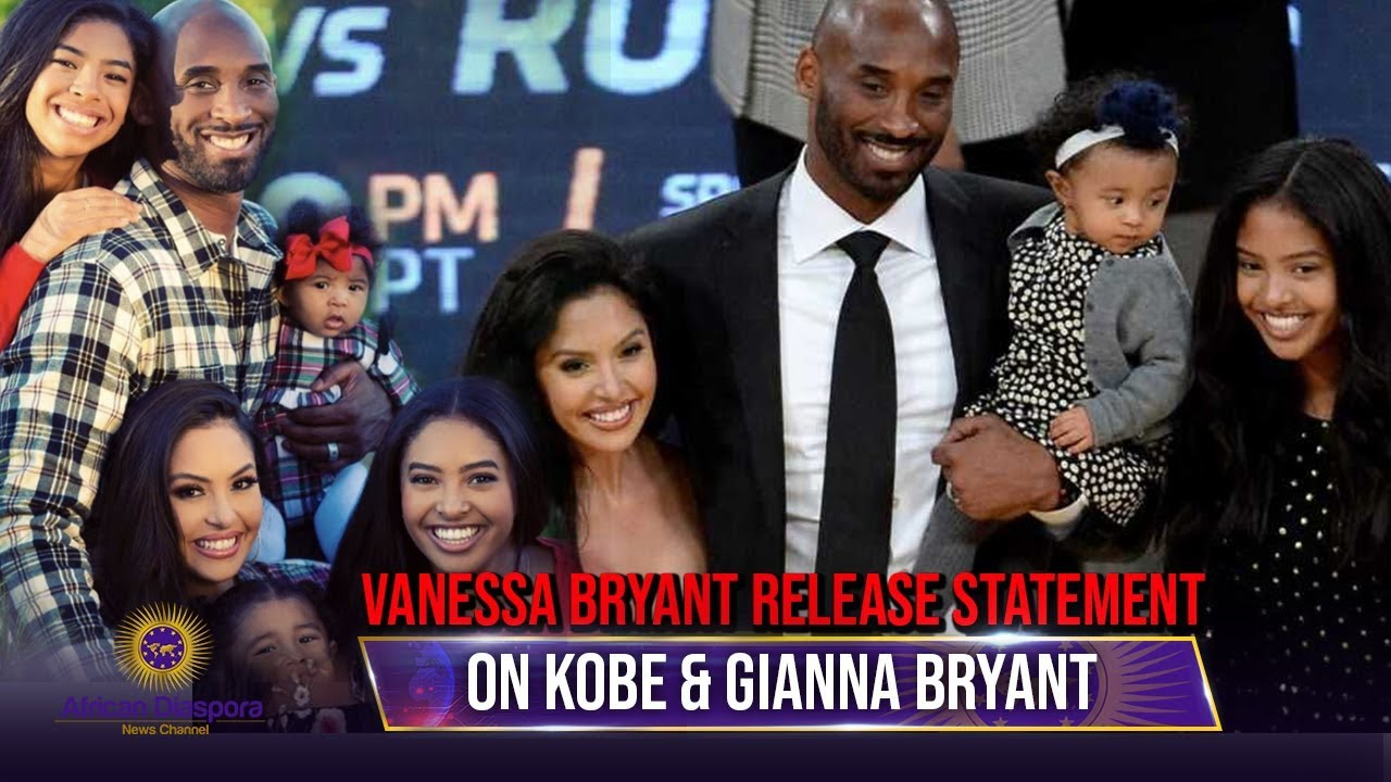 Vanessa Bryant Breaks Her Silence By Releasing Statement On Kobe & Gianna Bryant