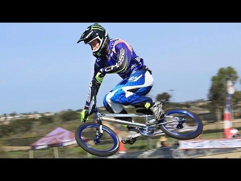 BMX Race - Connor Fields