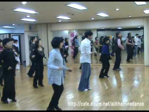 Line Dance - Stroll Along Cha Cha