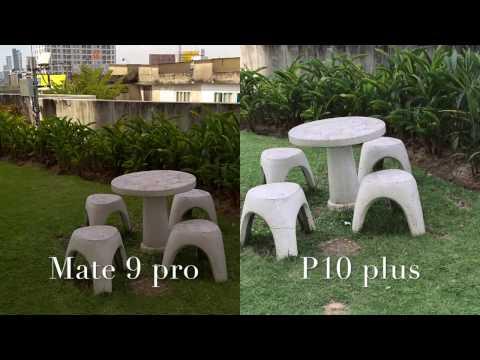 HUAWEI P10 PLUS VS HUAWEI MATE 9 PRO CAMERA TEST