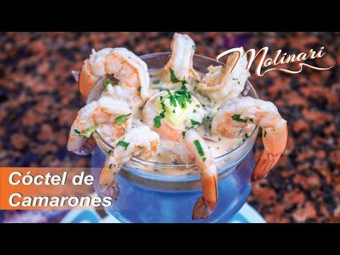 Cóctel de camarones | Molinari tv Cocina Fácil