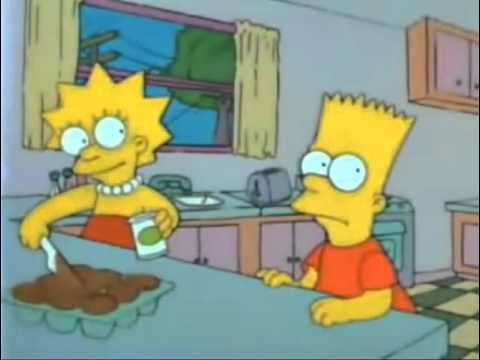 The Simpsons - Best/Funniest Moments - SEASON 01