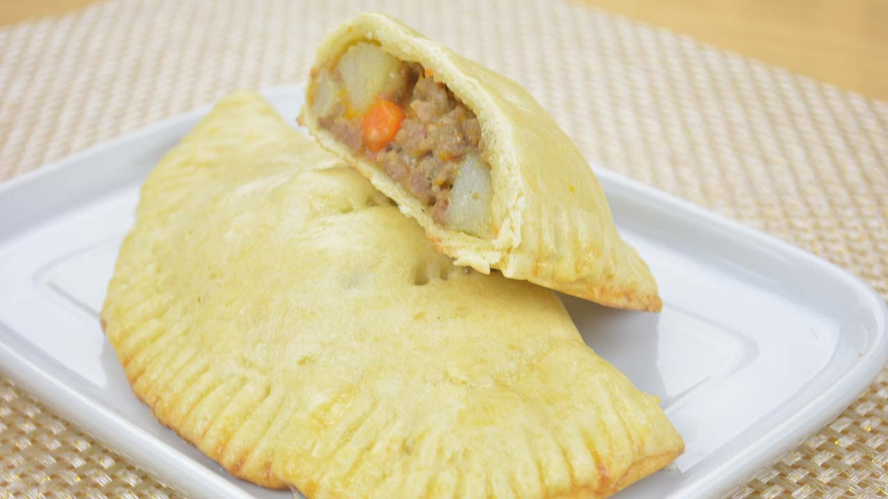 how to make meat pie ghana