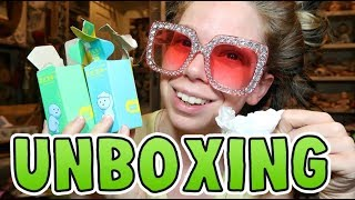 SMISKI- Cute Glowing Figures! - MYSTERY UNBOXING!