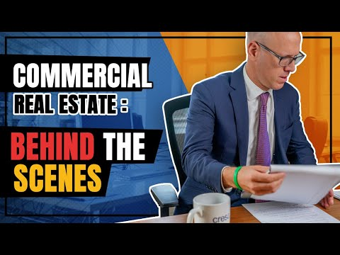 commercial-real-estate-agent:-behind-the-scenes
