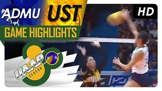 UAAP 80 WV: ADMU vs. UST | Game Highlights | February 11, 2018