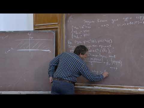Горицкий А. Ю. - Уравнения математической физики - Уравнение струны
