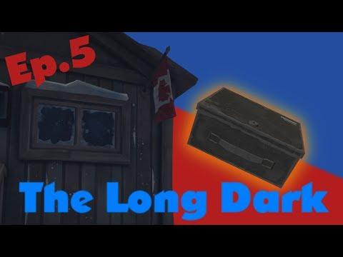 The Long Dark Wintermute Campaign Gameplay Episode 5 - Grey Mother's deposit box!