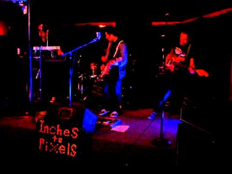 Inches to Pixels - The Frontier Bar - Austin - 1/22/12