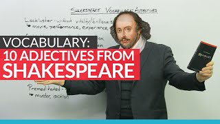 English Vocabulary: 10 adjectives invented by Shakespeare