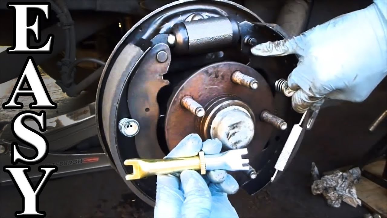 2005 scion xb parts diagram motor 3 phase wiring how to change drum brakes (in depth, ultimate guide) - youtube