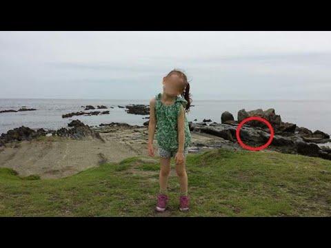 Просматривая фото дочери, отец заметил что то странное  До мурашек