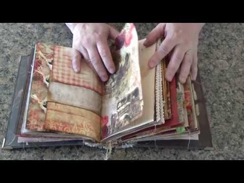 """SOLD"" Vintage Farm Journal - Delygirl Vintage Farm Papers"