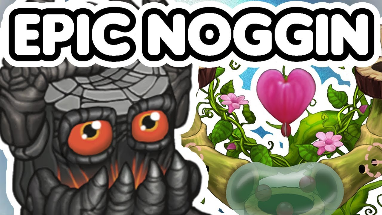 my singing monsters how to breed epic noggin all islands youtube