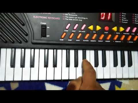 Humnava Mere || Piano Tutorial || Jubin Nautiyal || KK Rajput.