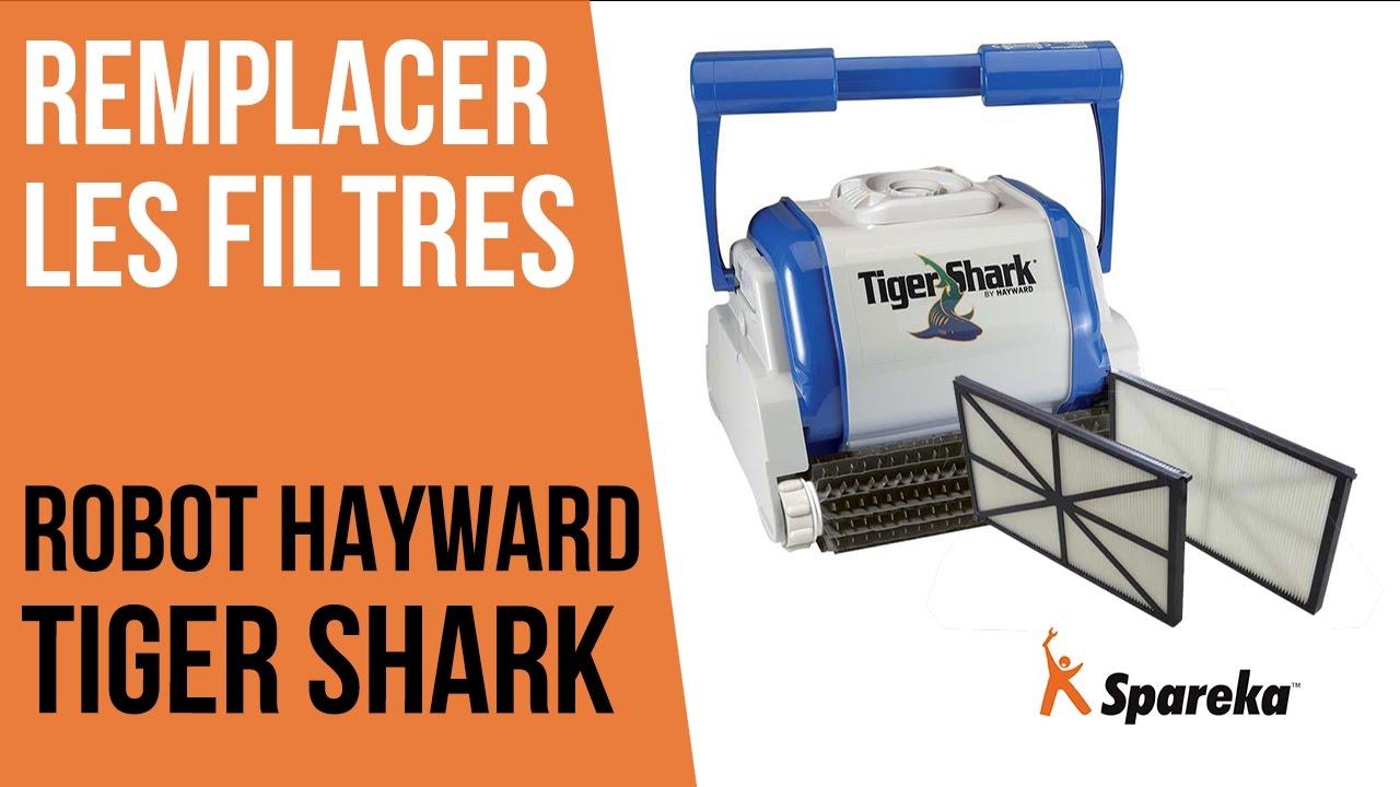 Robot Hayward Tiger Shark Awesome Robot Per Piscina Hayward Tiger