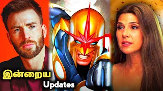Today's Top 5 Marvel Updates in Tamil | CHRIS EVANS |NOVA MOVIE | FAR FROM HOME