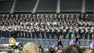 We Are Young / Call Me Maybe - Michigan Marching Band 2012 @ Crisler Concert