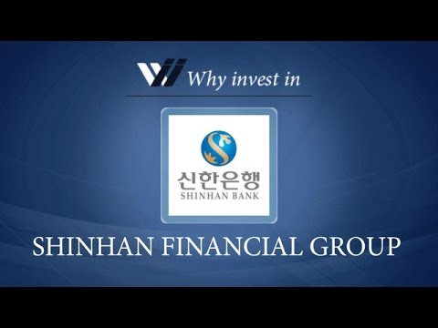 Shinhan Financial Group - Why invest in 2015