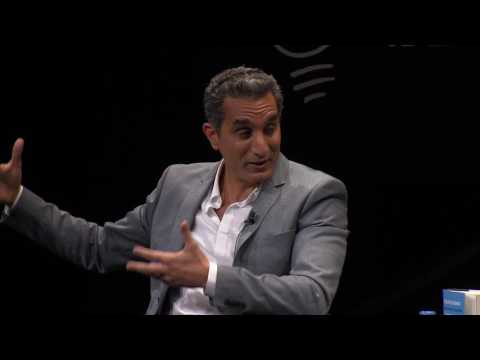 Laughing Through the Arab Spring with Bassem Youssef