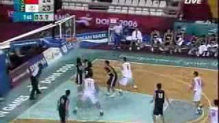 2006多哈亚运会男篮中国VS中华台北c