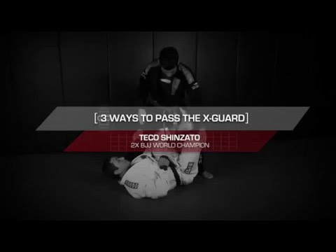BJJ: 3 Essential X-Guard Passes For Brazilian Jiu-Jitsu | Evolve University