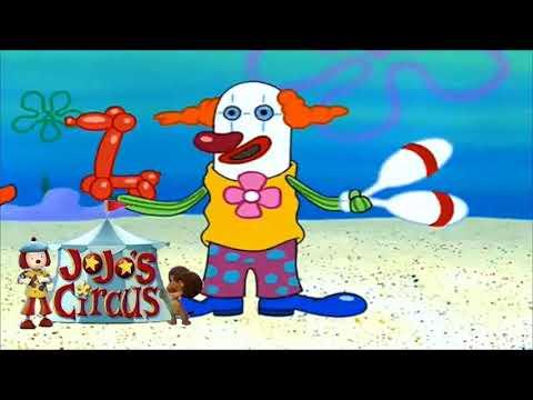 Disney Junior Shows Portrayed by Spongebob (PART 2)