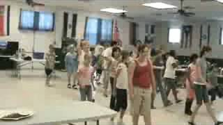 2008 - Session 1 - Dance 2 -Camp Frontier - Florida