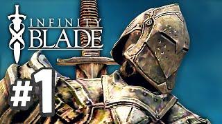 Infinity Blade - Episode 1 - Into Battle!