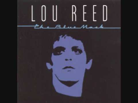 Lou Reed ~ The Gun ~ Blue Mask CD ~ RockNRolla
