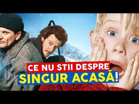 CE NU ȘTIAI DESPRE FILMUL SINGUR ACASĂ!