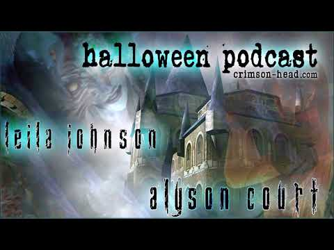 Resident Evil Podcast Richard Waugh Alyson Court & Leila Johnson