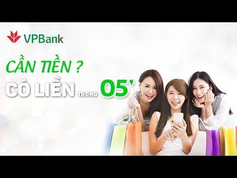 Vay Tiền Tín Chấp Online Với VPBank - Vay Nhanh Từ 20 - 200 Triệu - Thành Công 100%