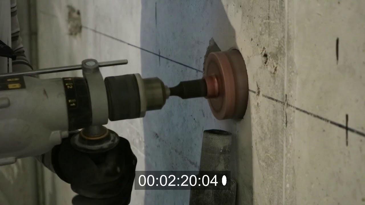 Мини Ручной шлифовальный станок-дрель с крутым кейсом 18V - YouTube