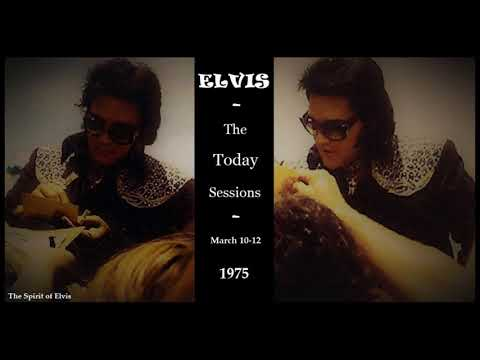 """ELVIS - """"The Today Sessions 1975"""" - (NEW sound) - TSOE 2018"""