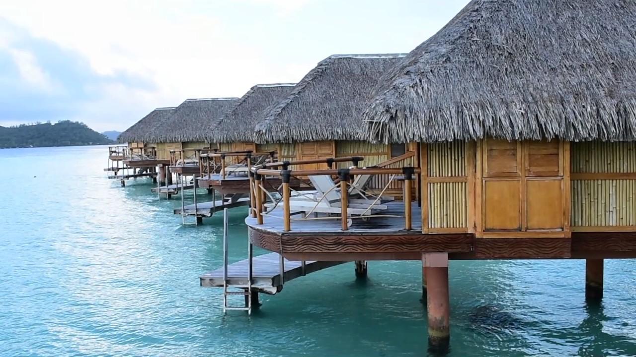 Bora French Polynesia Views Of Pearl Beach Resort And Spa Hd 2017