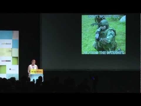 re:publica 2012 - Johannes Kretzschmar, Katrin Jahns - Von Leetspeak bis Ragefaces on YouTube