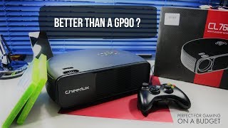 Best New LED HD Projector CL760 FLAGSHIP - Perfect For Xbox & Playstation