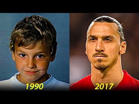 Zlatan Ibrahimovic - Transformation From 2 To 35 Years Old