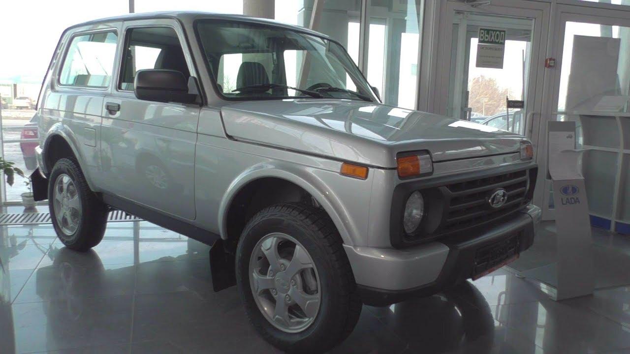 2018 Lada 4x4 Urban. Обзор (интерьер, экстерьер, двигатель).