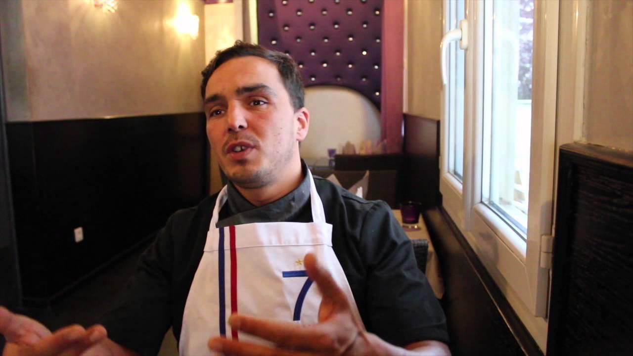 Interview de djamel chef cuisinier du restaurant halal le for Cuisinier 94 photos