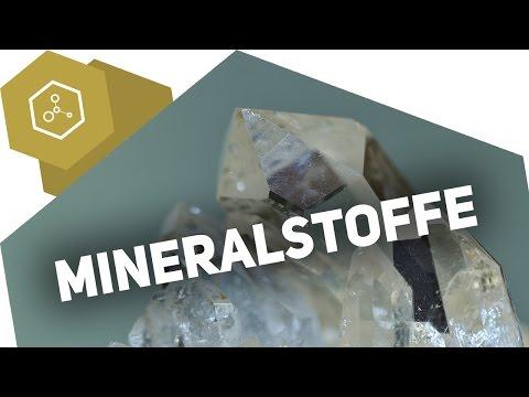 Mineralstoffe - Wofür brauchen wir sie? ● Gehe auf SIMPLECLUB.DE/GO & werde #EinserSchüler