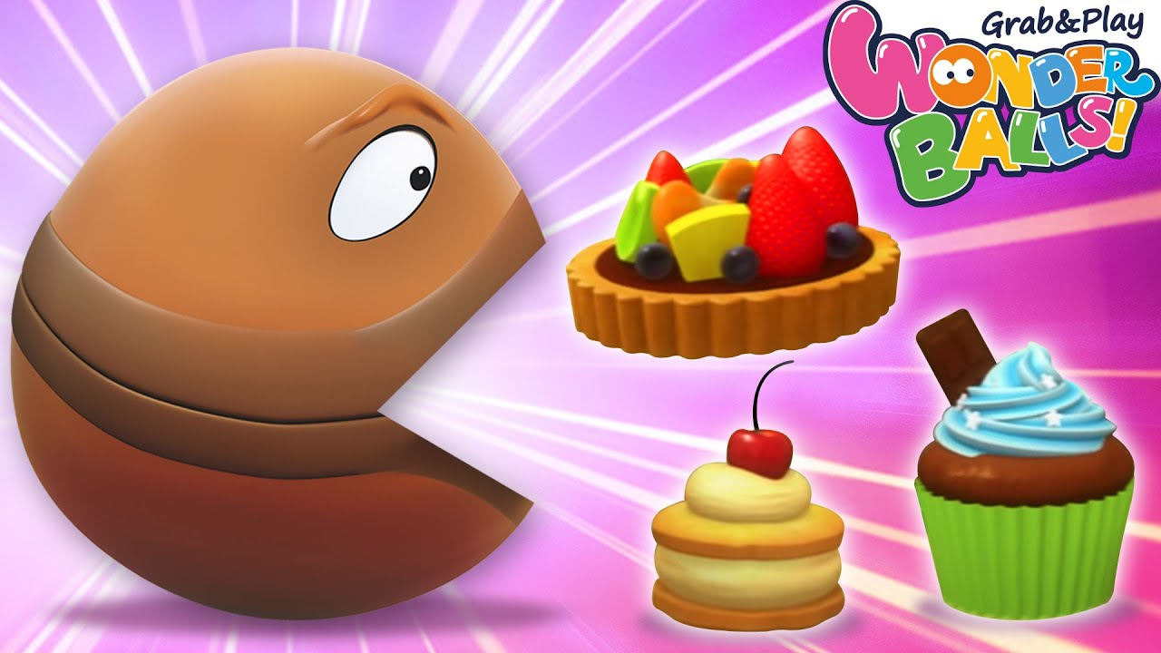 Greedy Vivo | Wonderballs Full Episodes | Cartoons for Kids