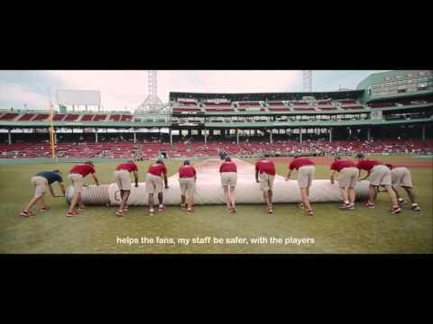 Schneider Electric & The Boston Red Sox present Taking the field