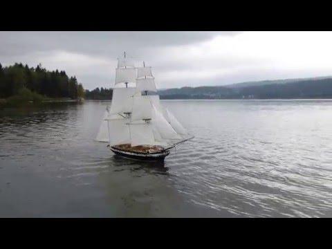 Seaflower, bateau école Royal Navy 1840