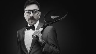 julien hitting you with a tennis racket simulator