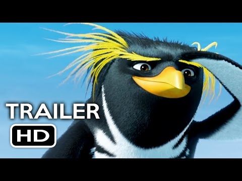 Surf's Up 2: WaveMania Official Trailer #1 (2017) John Cena Animated Movie HD streaming vf