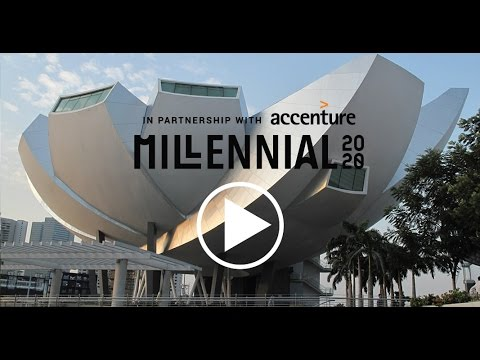 Millennial 20/20 Asia Pacific - September 7th & 8th 2016