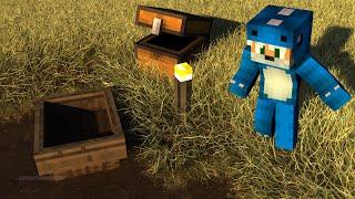 Minecraft Shaders Test (Sildurs Vibrant Shaders v1.13 Extreme) - i3 4150 - GTX 750 ti - 1080p 60Fps